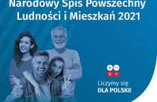logo GUS - Narodowy Spis Ludności i Mieszkań 2021