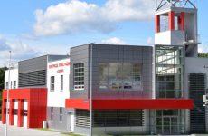 Budynek Ochotnicznej Straży Pożarnej w Żukowie